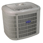 Carrier heat pump infinity